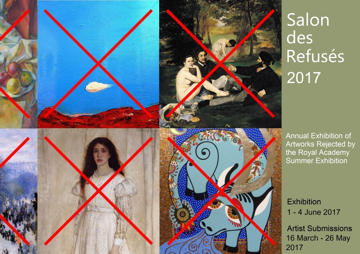 Salon Flyer 2017 - Submissions Open