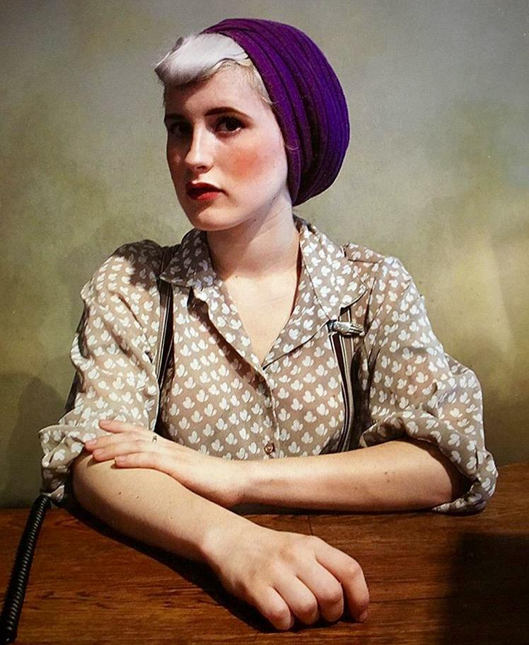 03 - Heloise Bergman 40x50cm