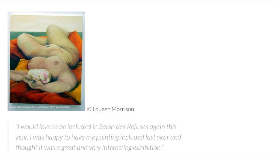 Testimonials - Loueen Morrison
