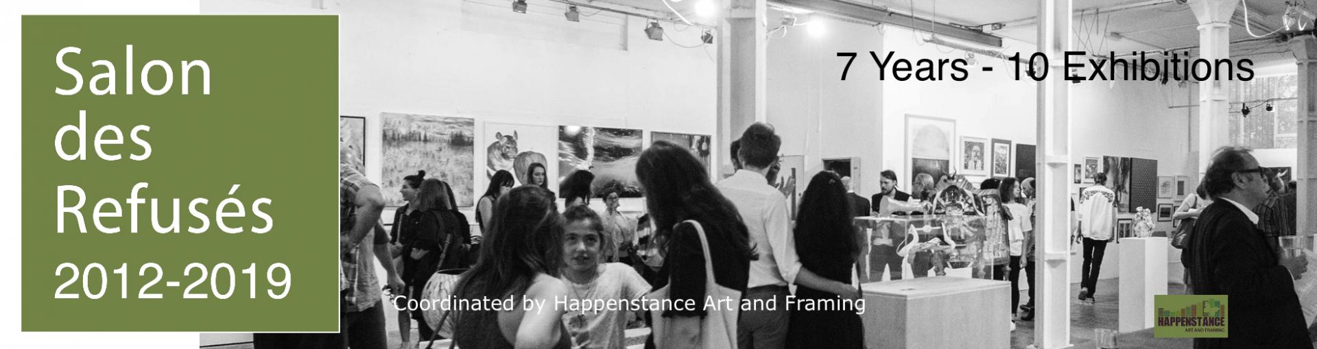 Salon des Refusés 2012-2019